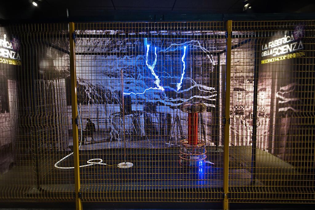La Fabbrica della scienza | Mostra interattiva scientifica Jesolo